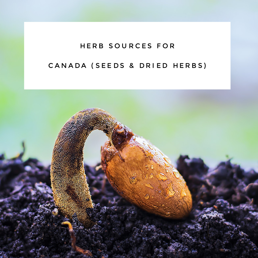 herb sources canada